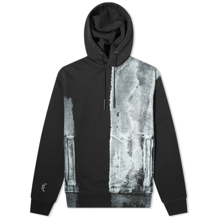 A-Cold-Wall* Block Paint Hoodie 'Black'