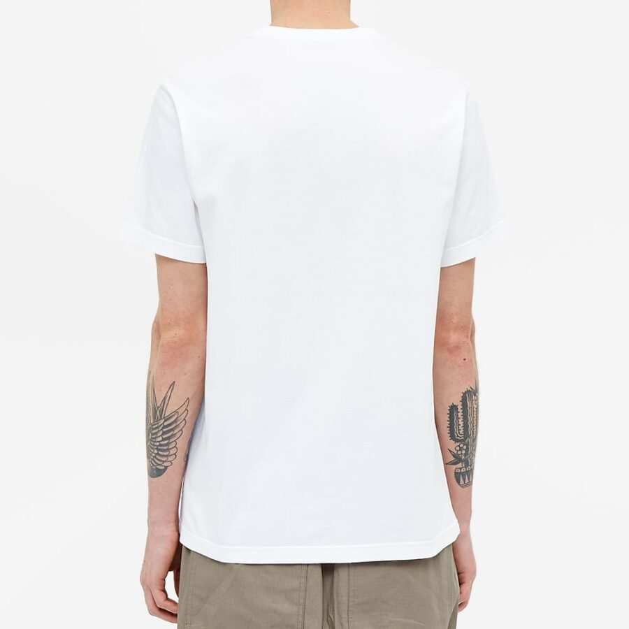 Maharishi Tiger Invasion T-Shirt 'White'