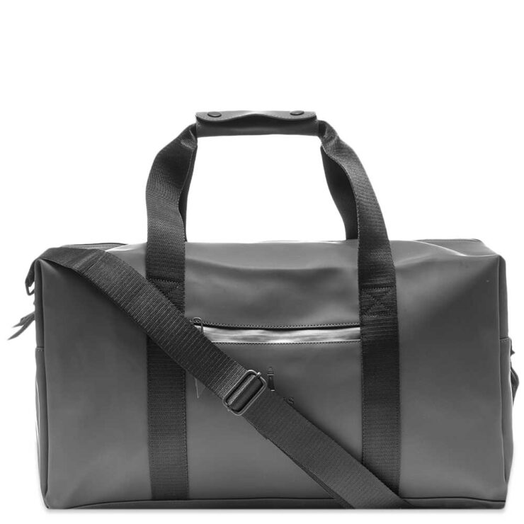 Rains Gym Bag 'Charcoal'
