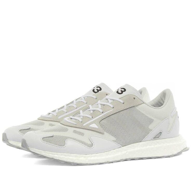 Y-3 Rhisu Run Sneakers 'White'