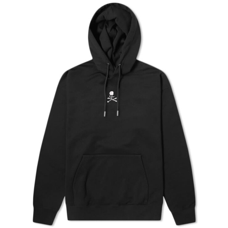 Mastermind World Embroidered Skull Hoody 'Black'