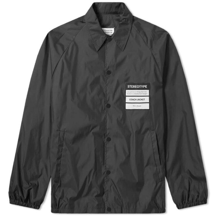 Maison Margiela 14 Stereotype Coach Jacket 'Black'