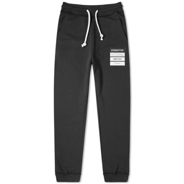Maison Margiela 14 Stereotype Sweatpants 'Black'