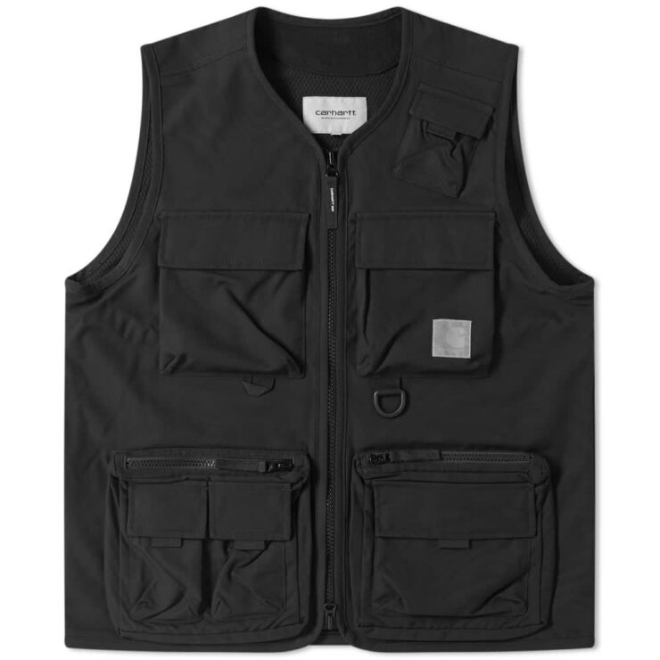 Carhartt WIP Elmwood Vest 'Black'