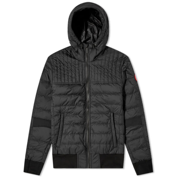 Canada Goose Cabri Hooded Jacket 'Black'