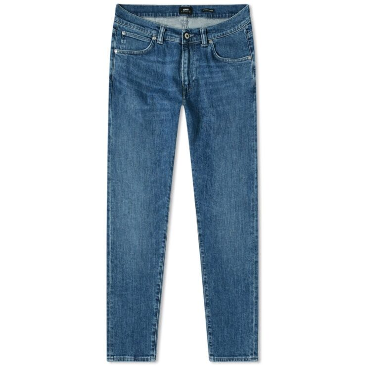 Edwin ED-85 Slim Tapered Jeans 'Yukki Blue'