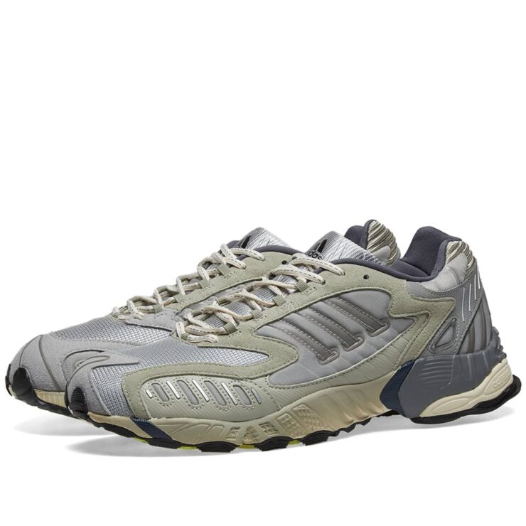 Adidas x Norse Projects Torsion TRDC 'Grey & Frozen Yellow'