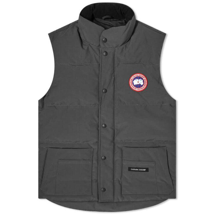 Canada Goose Freestyle Vest 'Graphite'