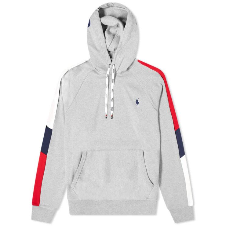 Polo Ralph Lauren Polo-Hood Hoody 'Grey'