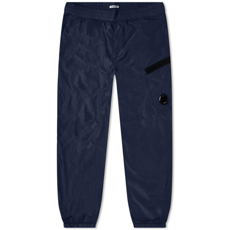 C.P. Company Chrome Lens Nylon Trackpants 'Total Eclipse'