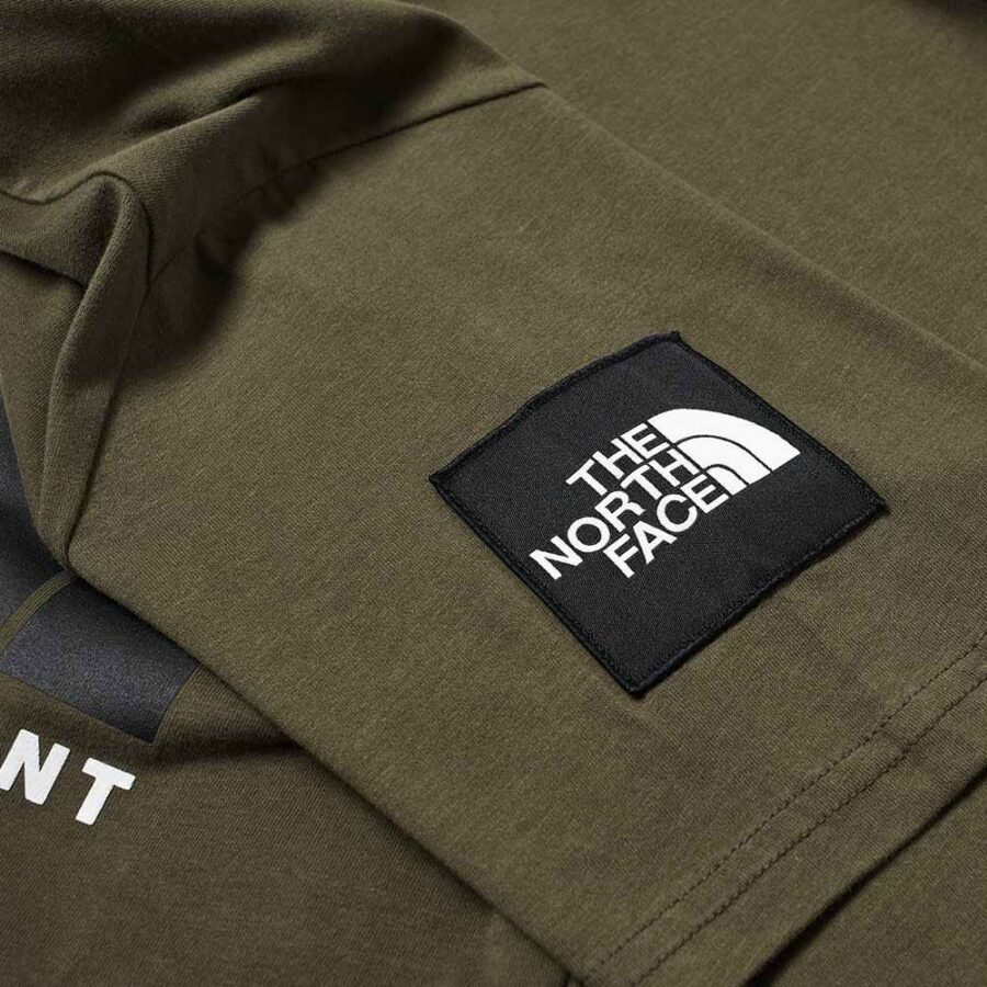 The North Face Fine Alpine 2 T-Shirt 'Taupe Green'