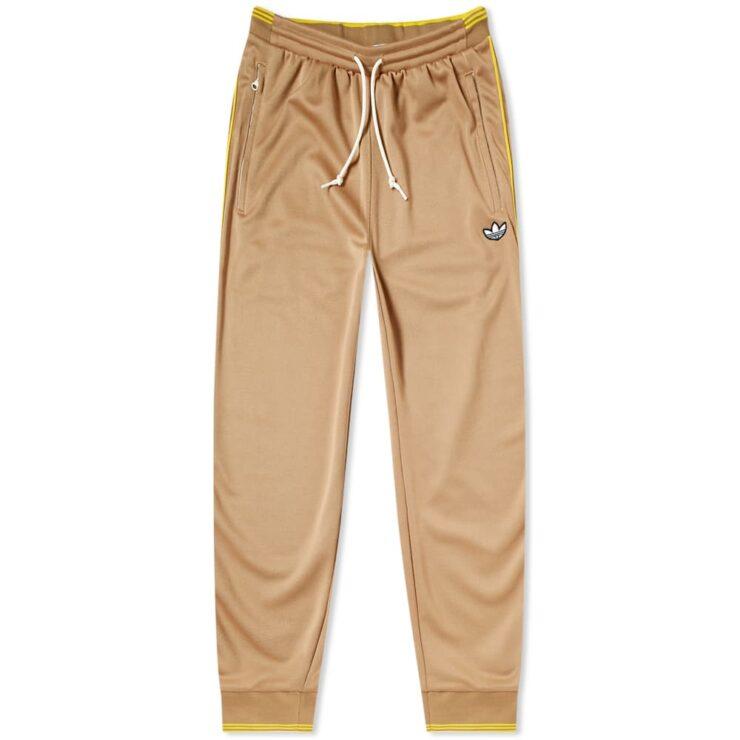 Adidas Original Samstag Trackpants 'Brown'