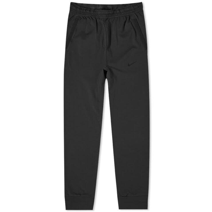 Nike Tech Pack Knit Sweatpants 'Black'