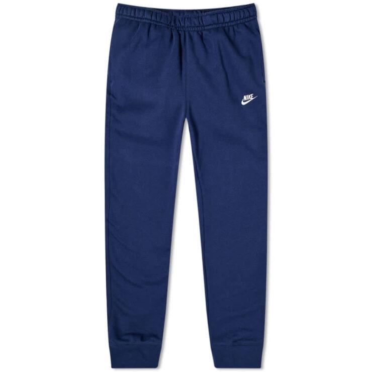 Nike Club Sweapants 'Navy Blue'