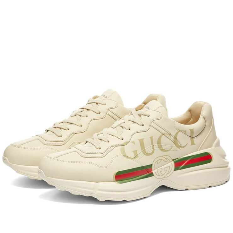 Gucci Rhyton Sneakers 'Ivory'