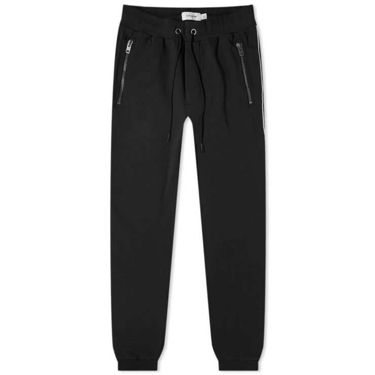 Coach Horse & Carriage Taped Sweatpants 'Black'
