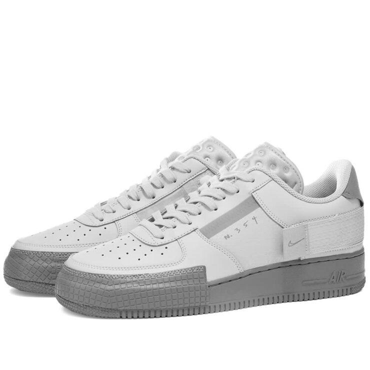 Nike Air Force 1 Type 'Grey Fog'