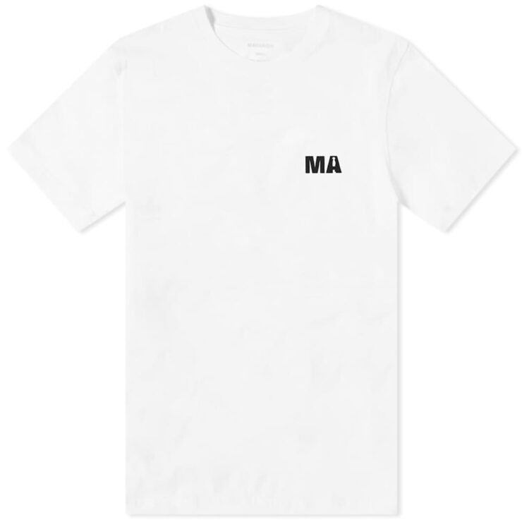 Maharishi Mahartificial T-Shirt 'White'