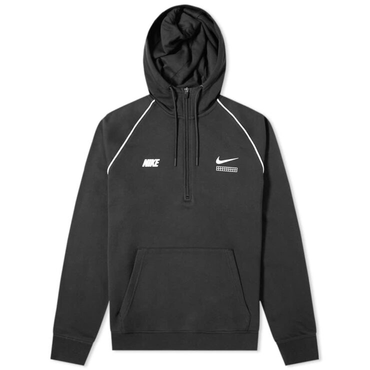 Nike DNA Pack Half-Zip Hoody 'Black'