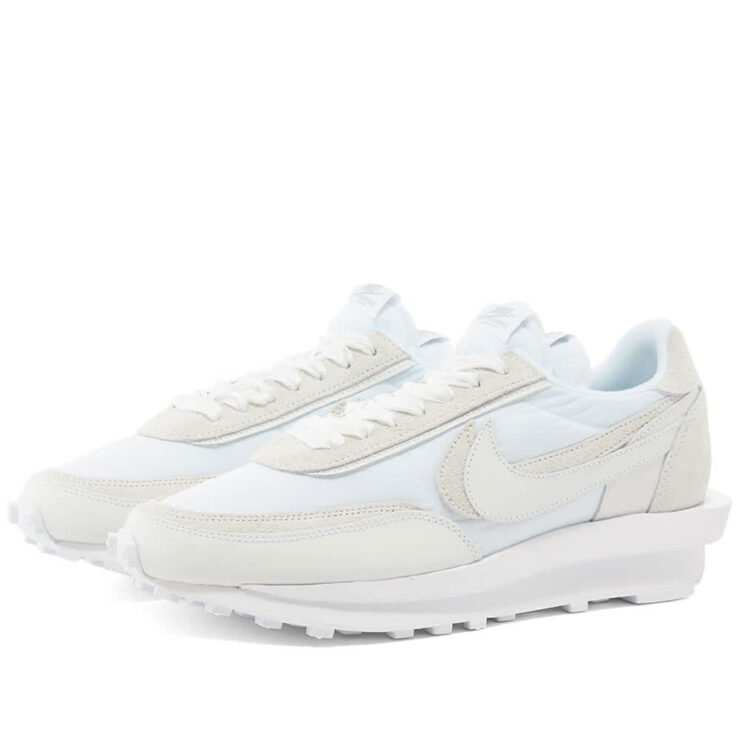 Nike x Sacai LDWaffle 'White'