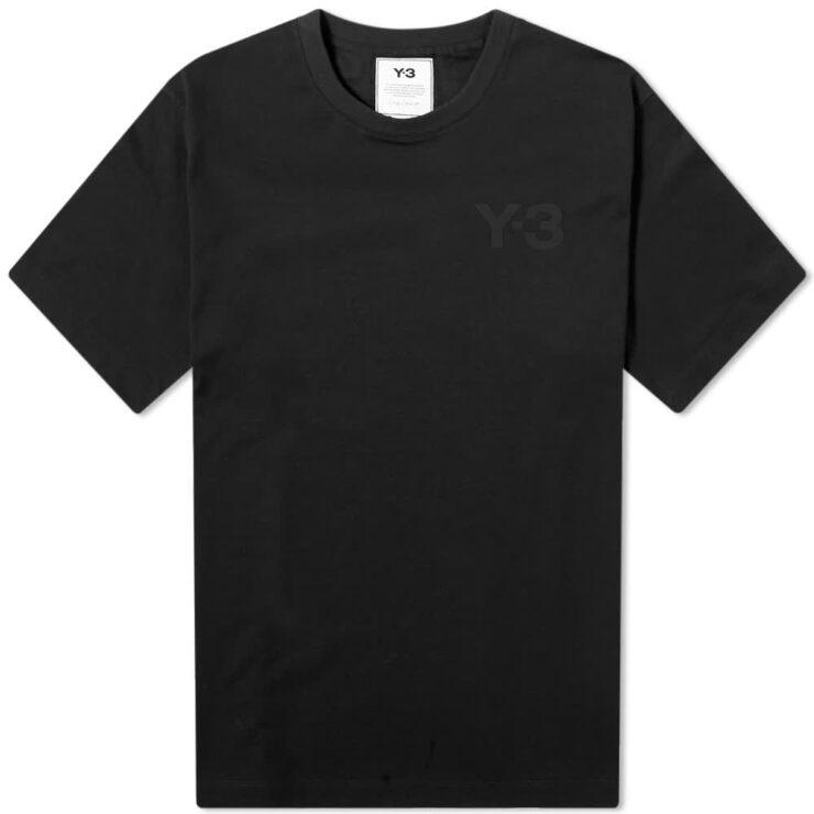 Y-3 Classic Logo Chest T-Shirt 'Black'