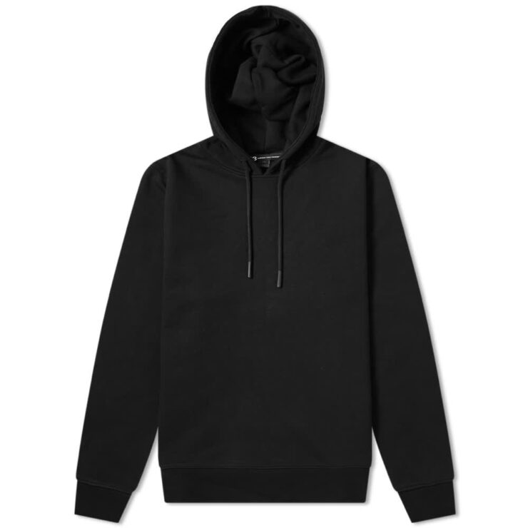 Y-3 Craft Graphic Hoody 'Black'