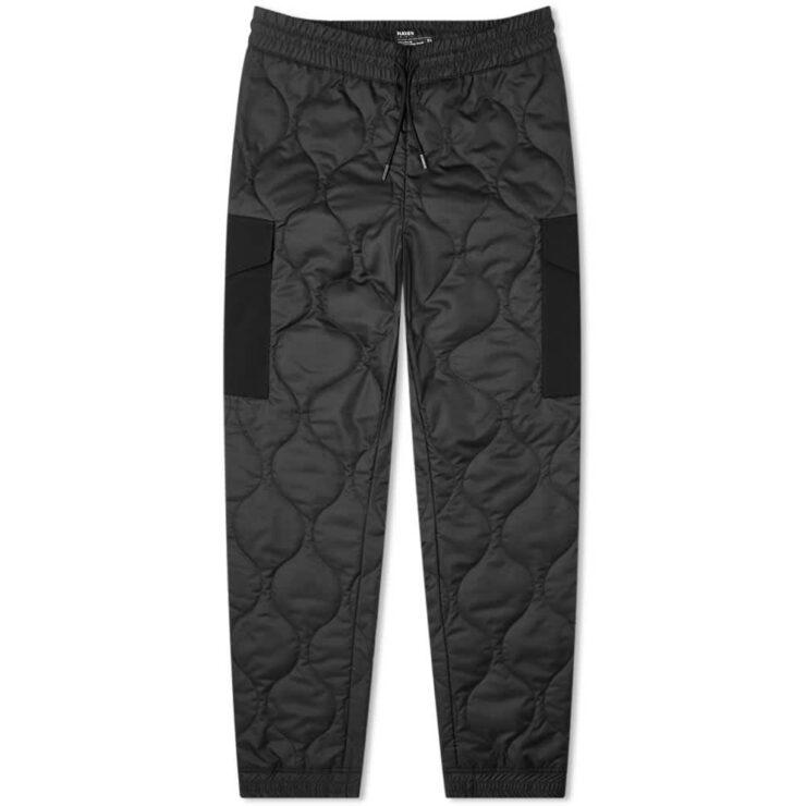 HAVEN Polar Ripstop Pants 'Black'