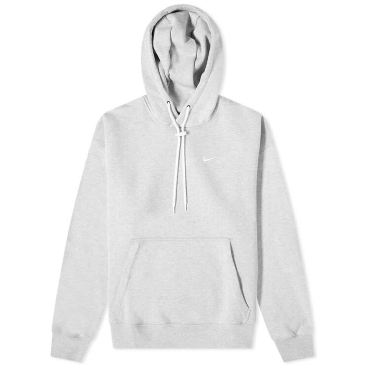 Nike Lab NRG Hoody 'Grey'
