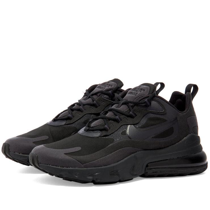 Nike Air Max 270 React 'Black & Oil'