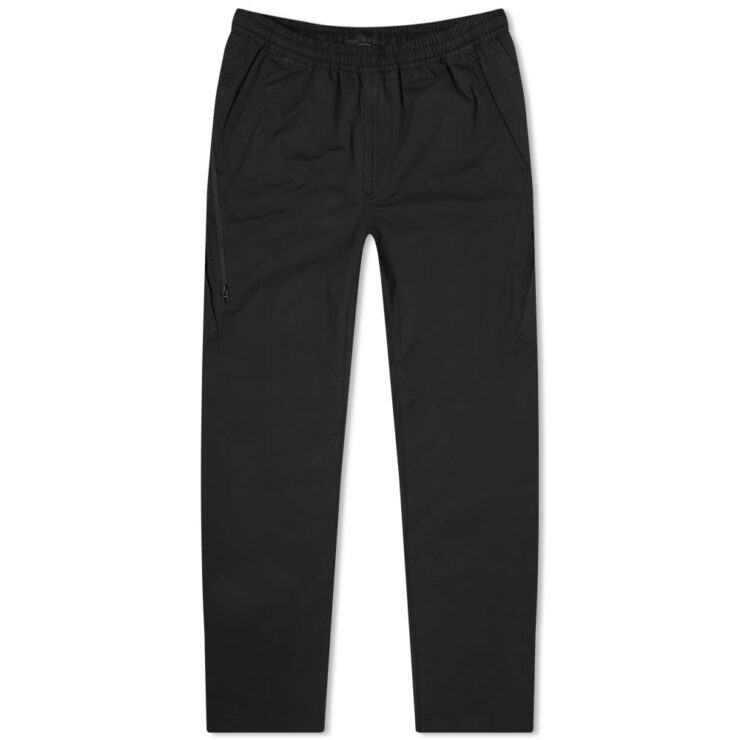 Stone Island Ghost Piece Twill Cargo Pants 'Black'