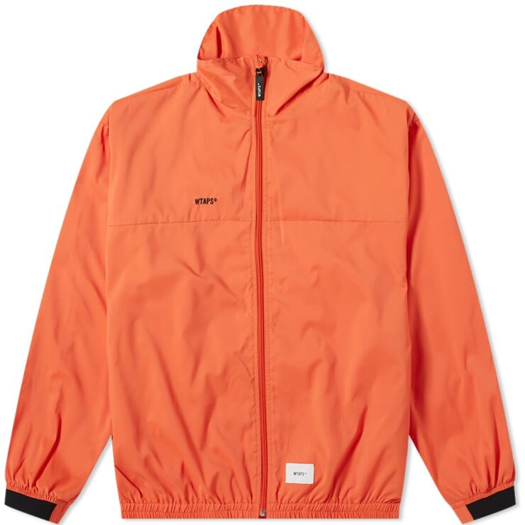 WTAPS Academy Jacket 'Orange'