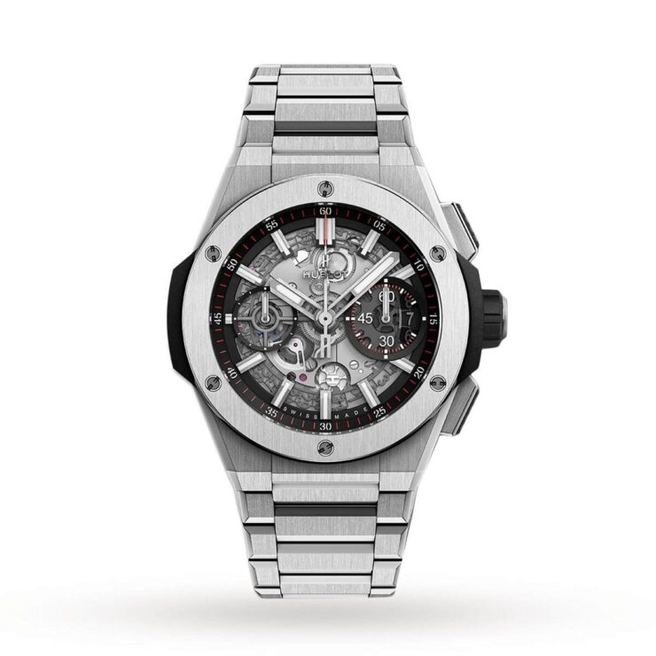 Hublot Big Bang Integral 42mm Watch 'Titanium'
