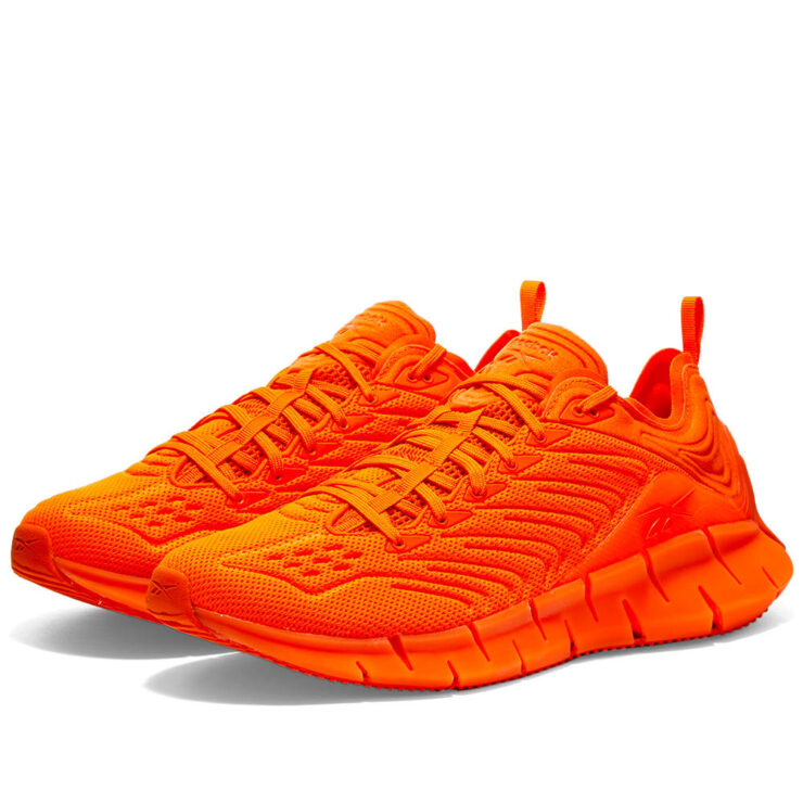 Reebok x Mita Zig Kinetica 'Orange'