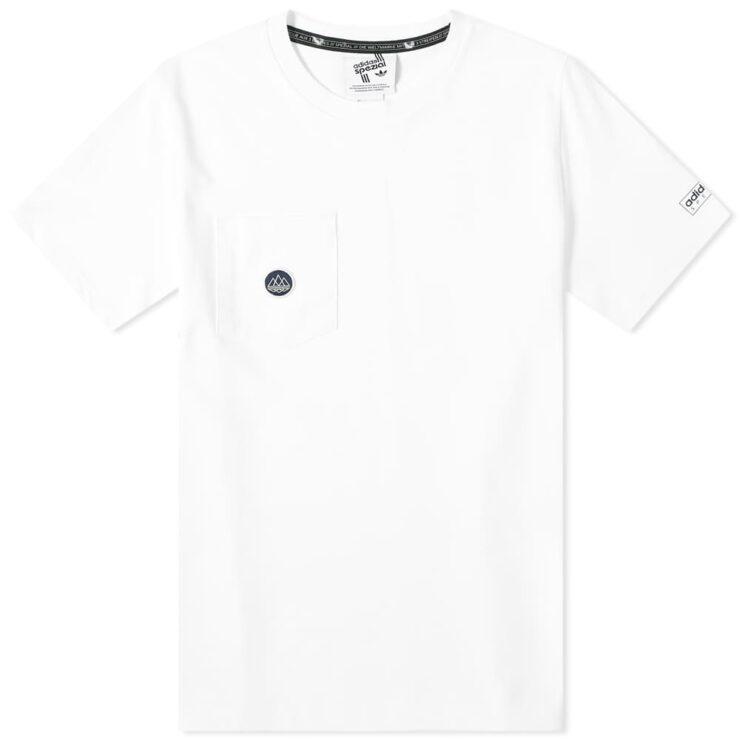 Adidas SPZL Hartcliffe T-Shirt 'White'