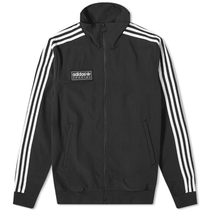 Adidas SPZL Pleckgate Track Top 'Black'