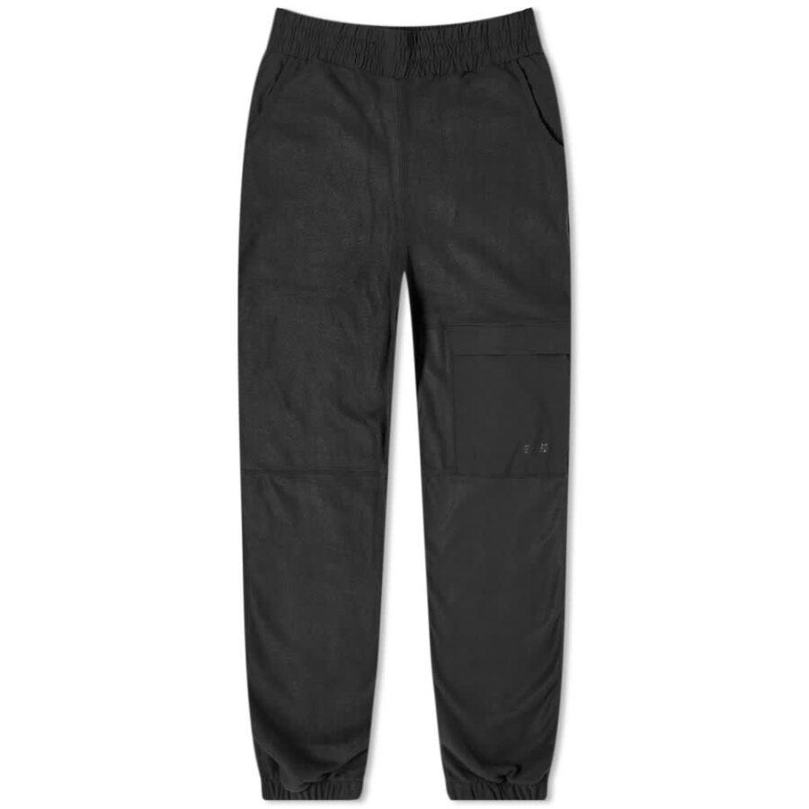 Wood Wood Sigurd Fleece Pants 'Black'