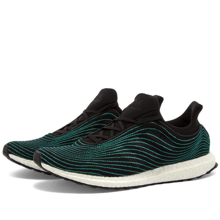 Adidas Ultraboost DNA x Parley 'Black & Blue'