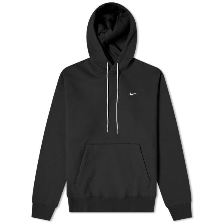 Nike Lab NRG Essential Fleece Hoody 'Black'