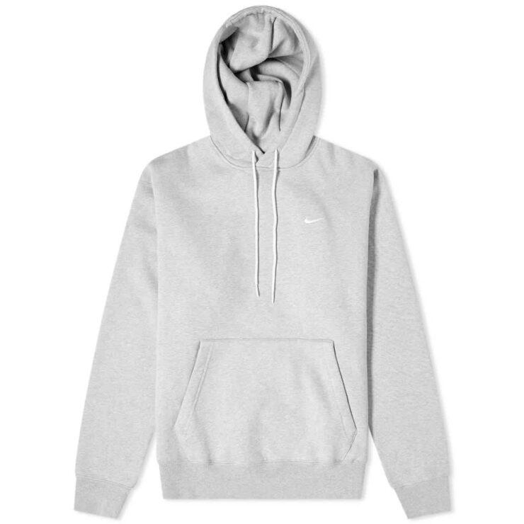 Nike Lab NRG Essential Fleece Hoody 'Grey'