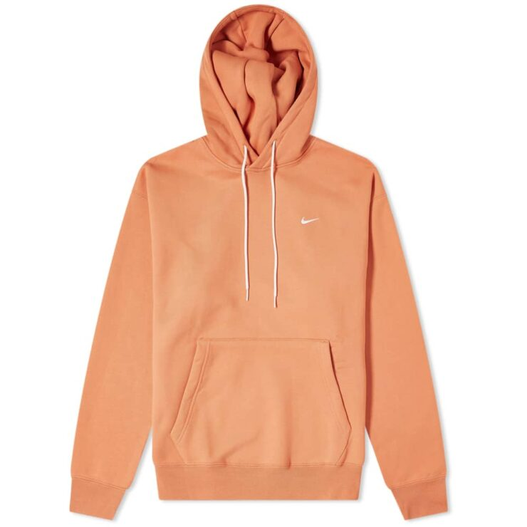 Nike Lab NRG Essential Fleece Hoody 'Healing Orange'