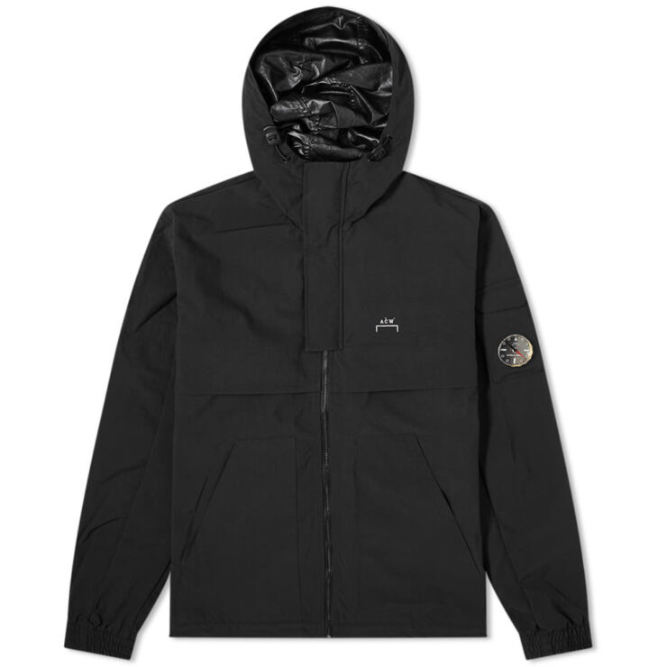 A-Cold-Wall* Storm Compass Jacket 'Black'
