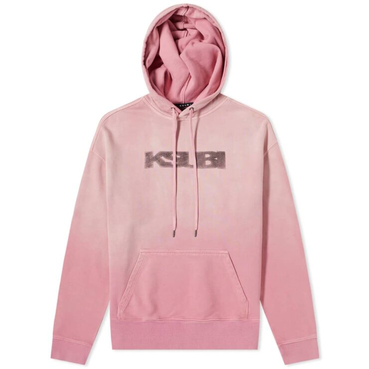 Ksubi Sign of The Times Hoody 'Pink'