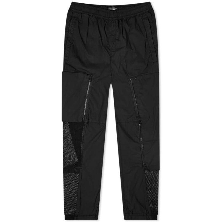 Stone Island Shadow Project Convert Cargo Pants 'Black'