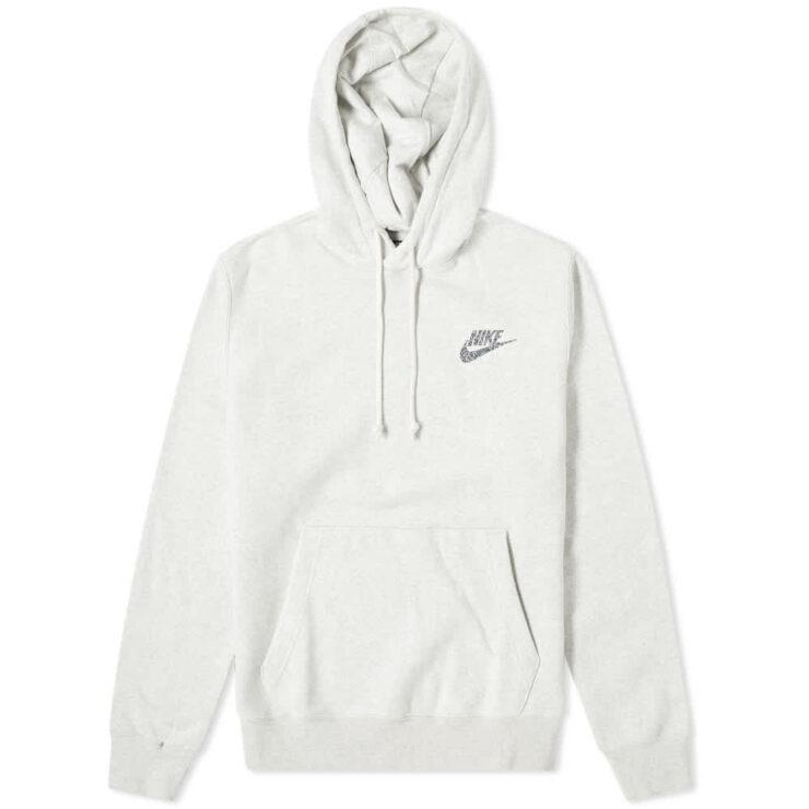 Nike Zero Hoody 'Multi & White'