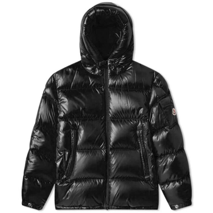 Moncler Ecrins Down Jacket 'Black'