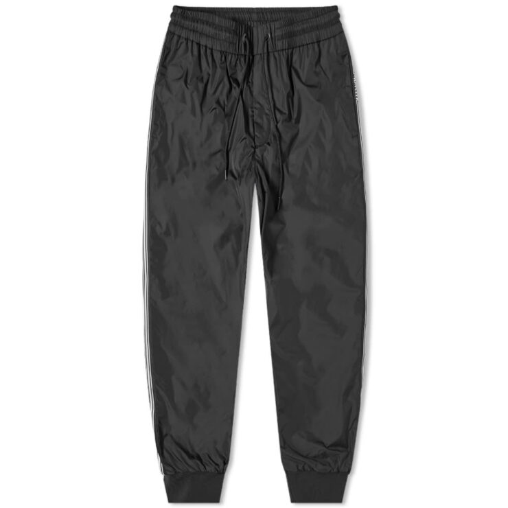 Moncler Taped Trackpants 'Black'