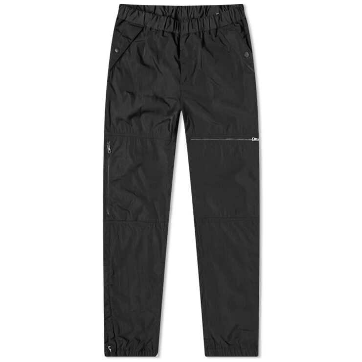 Moncler Nylon Cargo Tech Pants 'Black'
