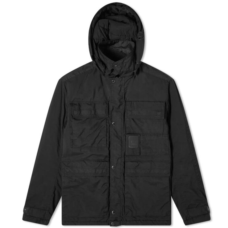C.P. Company Urban Protection 4 Pocket Jacket 'Black'