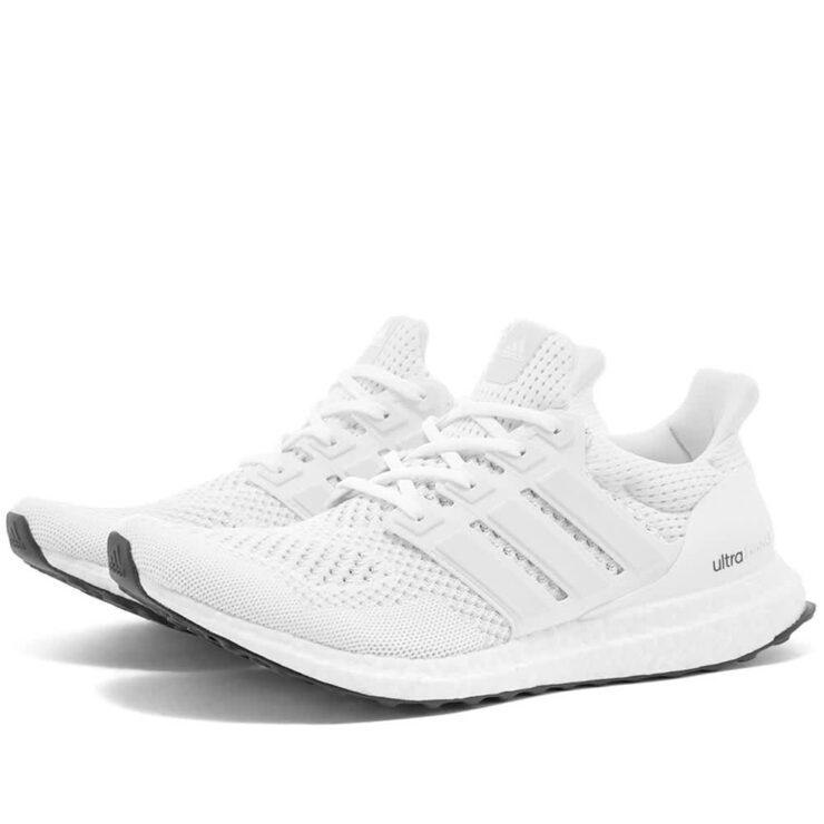 Adidas Ultra Boost 1.0 OG 'White & Metallic Silver'
