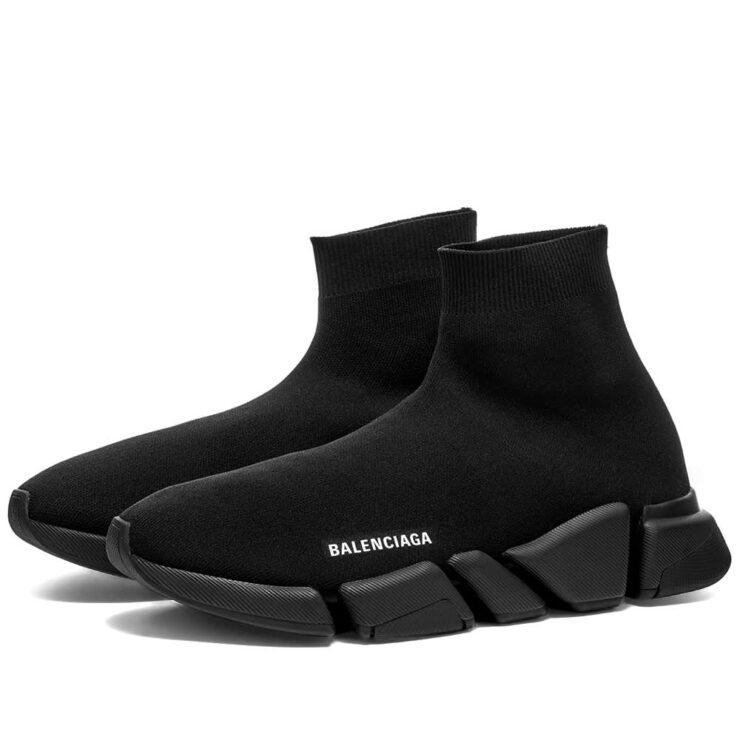 Balenciaga Speed Runner 2.0 Sneakers 'Black'